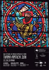 cartell_tiana_antica_2011