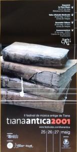2001-Tiana-Antica-Cartell