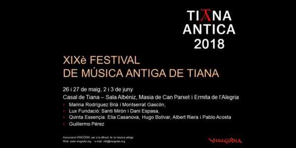 Concerts TA-2018
